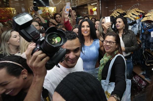 Scheila Carvalho (Foto:  Rafael Cusato/ Brazil News)