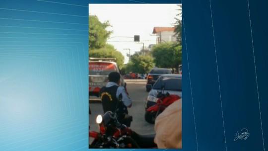 Polícia procura no CE por bandidos que assaltaram agência dos Correios
