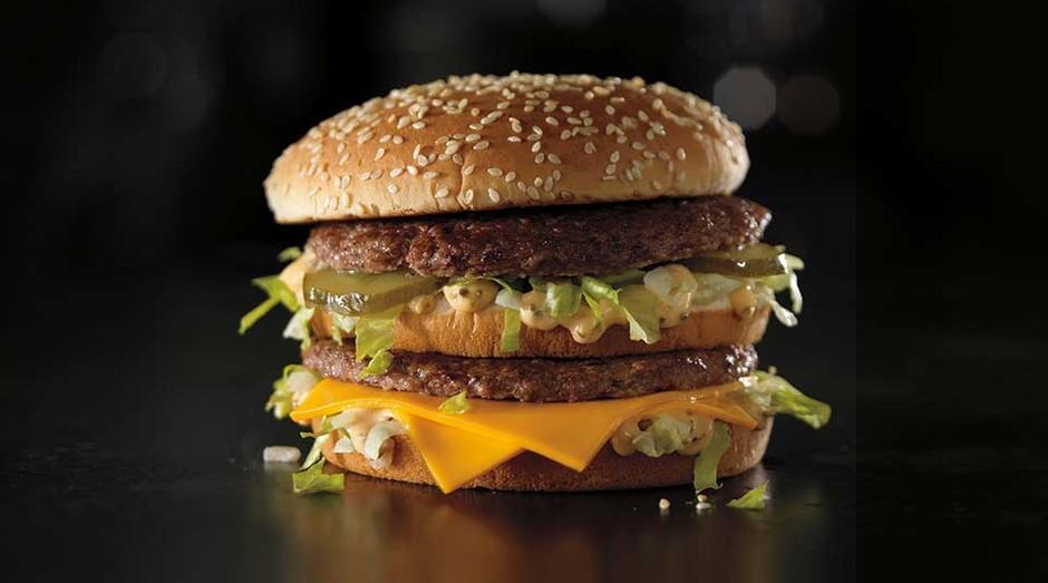 Big Mac, mc'donalds (Foto: Reprodução)