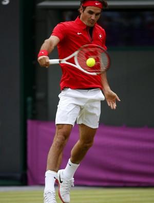 Federer se inspira no compatriota Marc Rosset para perseguir ouro (Foto: Getty Images)