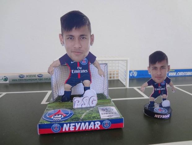 Minipaper Neymar PSG
