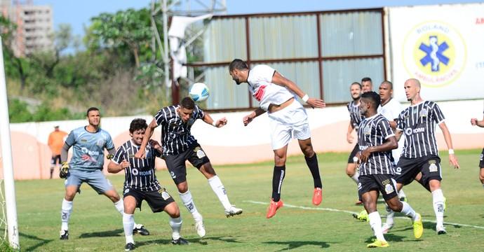 Rio Branco x União Barbarense (Foto: Sanderson Barbarini/ Foco no Esporte)