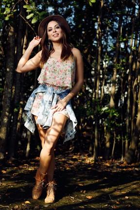 Alinne Rosa (Foto: Marcos Serra Lima / EGO)