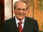 Ator Lúcio Mauro tem derrame e é internado em hospital do Rio