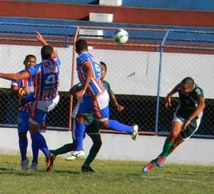 Itabaiana e Amadense (Foto: Beto Silveira / Arquivo)