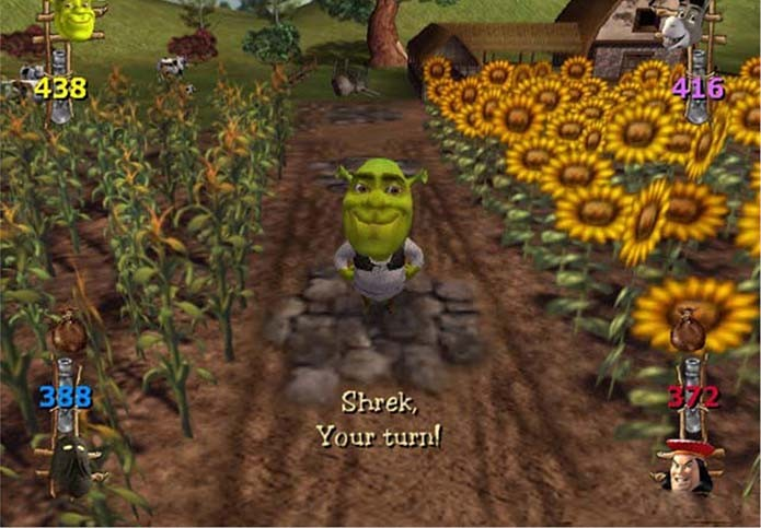 Shrek Super Party (Foto: Reprodução)