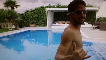 Alexandre Pato vive nova fase na Espanha e volta a pensar em seleção brasileira (Reprodução)