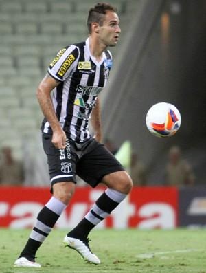 Thiago Carvalho, Ceará zagueiro (Foto: Divulgação/Cearasc.com)
