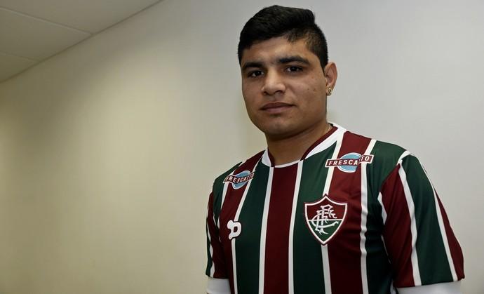 claudio aquino fluminense (Foto  Mailson Santana   Fluminense FC) 7ef354e7afb49