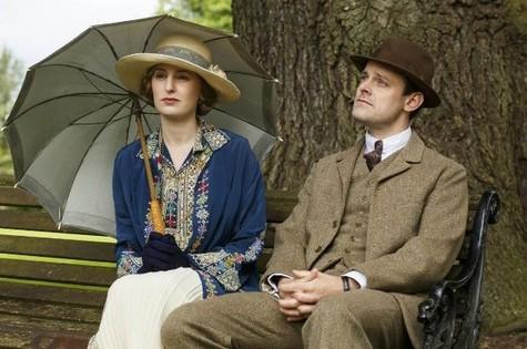 Cena de Downton Abbey (Foto: Divulgação)