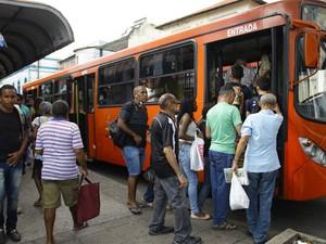 70% da frota circula em São Luís (Foto: Flora Dolores/O Estado)
