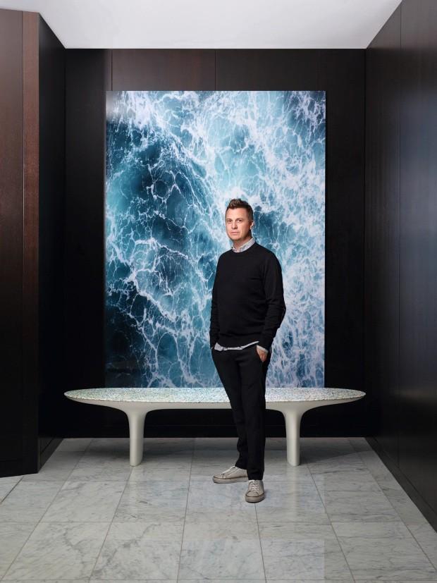 Conheça os designers que lutam pela despoluição dos mares (Foto: Angela Moore)