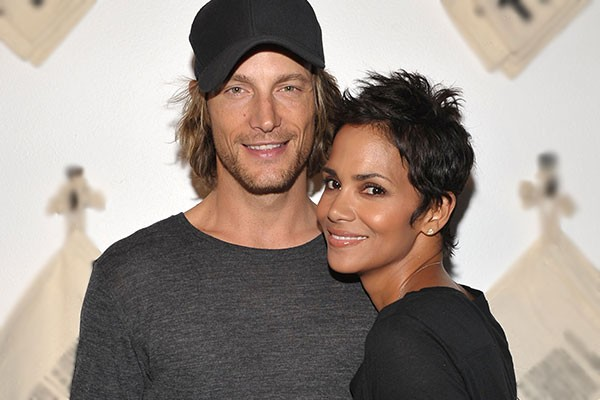 Gabriel Aubry e Halle Berry (Foto: Getty Images)