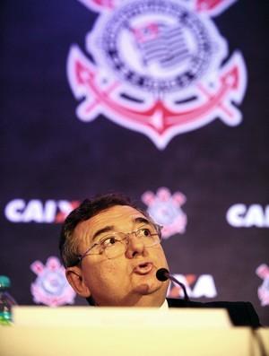 Luis Paulo Rosenberg corinthians (Foto: Marcos Ribolli / Globoesporte.com)