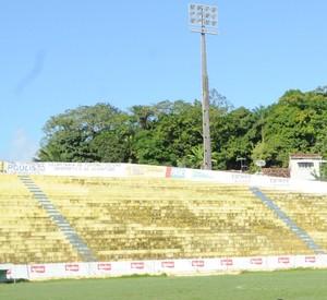 Estádio Ademir Cunha (Foto: Aldo Carneiro / Pernambuco Press)