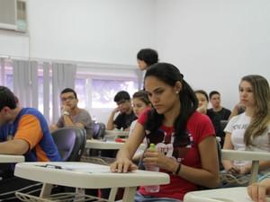 Vestibular do ITA começa nesta terça-feira (11) em todo país. (Foto: Carlos Santos/G1)