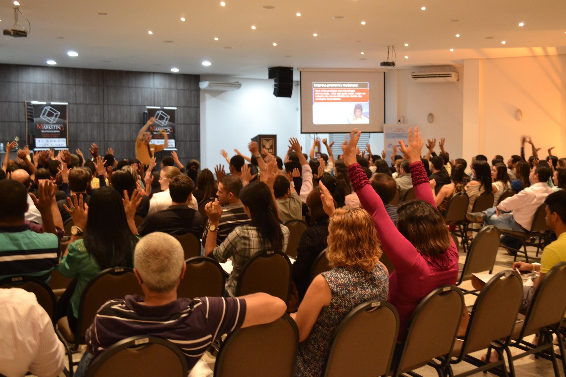 12ª edição do Seminário Regional de Marketing  (Foto: divulgação)