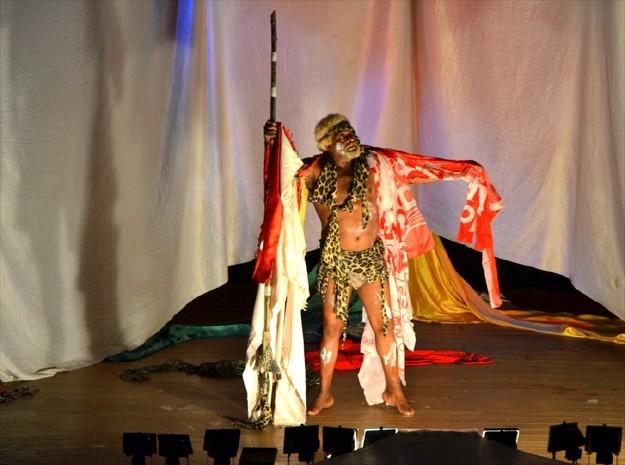 Vado apresenta obra de Castro Alves em adaptação da própria autoria (Foto: Vado/ Arquivo Pessoal)