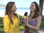 Nathalia Dill descobre que Laura é mais velha do que Caíque: 'Fiquei arrasada'