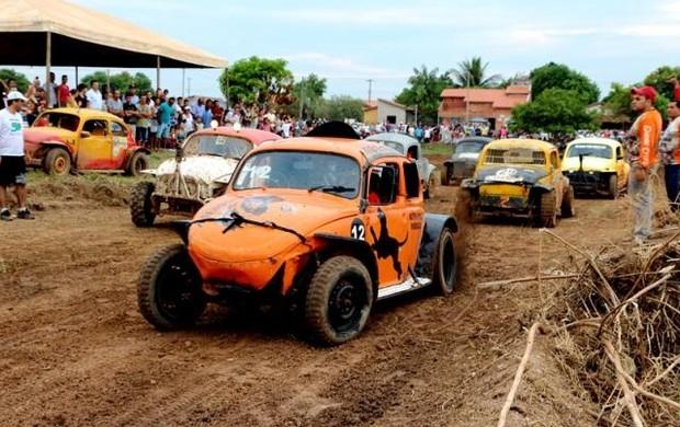 Segunda etapa da Copa Norte de Velociade terá competição de gaiola e fusca cross (Foto: Divulgação/Clube Automóvel do Tocantins)