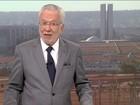 Alexandre Garcia comenta o primeiro dia de julgamento do impeachment