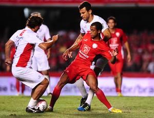 Lucas, no Jogo das Estrelas (Foto: Marcos Ribolli/Globoesporte.com)