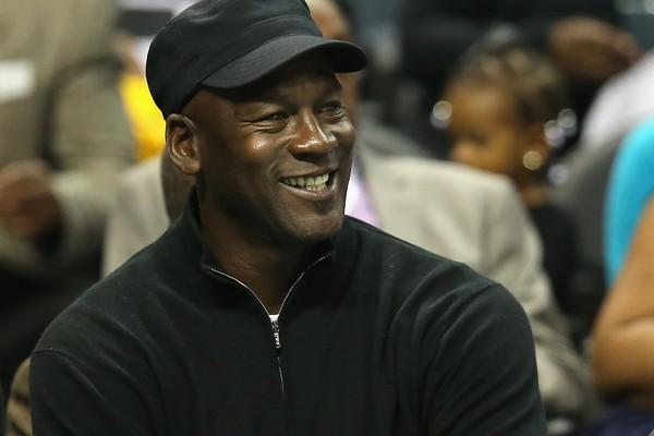 O ex-jogador de basquete Michael Jordan (Foto: Getty Images)