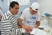 Ação Global realizou 109 mil atendimentos                      (Divulgação/Yuri Hutflesz)