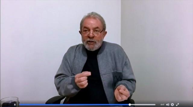 Ex-presidente Lula diz estar tranquilo e que delações precisam ser provadas