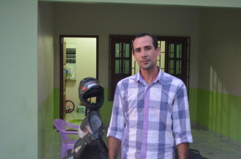 Presidente da associação quer fazer levantamento na região do Juruá  (Foto: Adelcimar Carvalho/G1 )