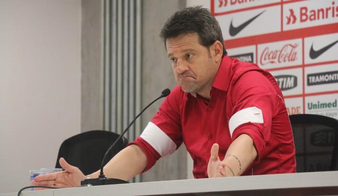 Argel técnico Inter (Foto: Diego Guichard / GloboEsporte.com)