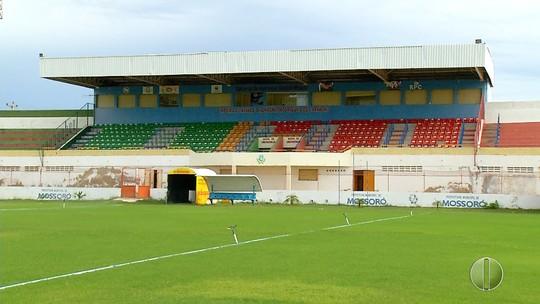 Estádio Nogueirão é vistoriado e liberado pelo Corpo de Bombeiros