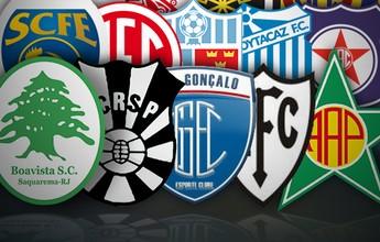 Federação fecha Copa Rio com 14 clubes e divulga tabela detalhada