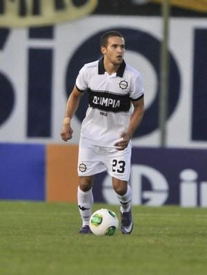 Jorge Báez é a grande contratação do Resende para o Carioca (Foto: Jorge Báez/Arquivo Pessoal)