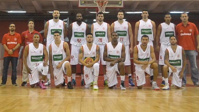 Equipe Paulistano temporada 2015/16 do NBB basquete (Foto: Ale da Costa/Portrait)