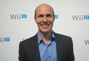 Scott Moffitt, da Nintendo, acredita no sucesso do novo esquema de jogo proporcionado pelo Wii U. (Foto: Divulgação)