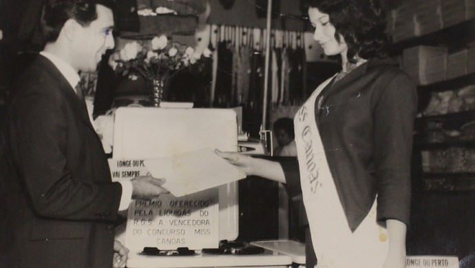 Ieda, do BBB17, já foi Miss Canoas (Foto: Gshow/Nathália Gomes)