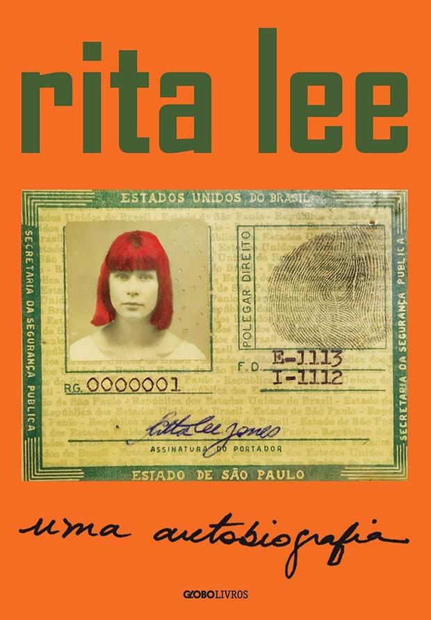 Autobiografia de Rita Lee (Foto: Divulgação/Globo Livros)