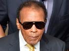 Muhammad Ali é internado nos  EUA