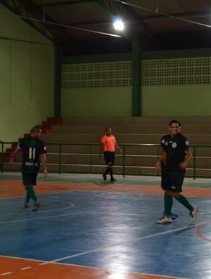 Jardim Limoeiro venceu e convenceu no Capixaba de futsal (Foto: Richard Pinheiro/Globoesporte.com)