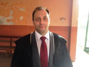 Coordenador do projeto, juiz João Guilherme Lages (Foto: Cassio Albuquerque/G1)
