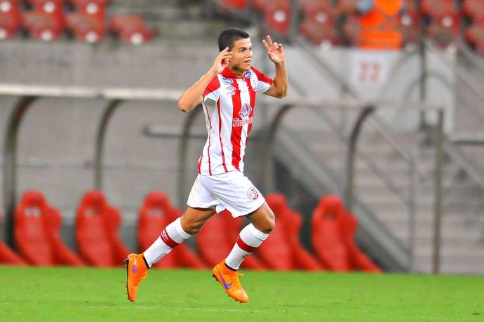 Guilherme Náutico (Foto: Aldo Carneiro/Pernambuco Press)