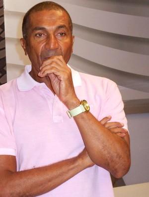 cristóvão borges, técnico do Bahia (Foto: Thiago Pereira)