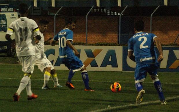 Avaí 1 x 2 Santos Copa do Brasil sub-20 (Foto: Alceu Atherino/Avaí FC)