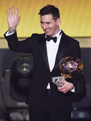 Messi Bola de Ouro (Foto:  Matthias Hangst/Getty Images)
