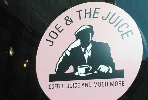 O Joe & Juice é um bom local para marcar um encontro com amigos e até mesmo um café de negócios (Foto: Leo Faria)