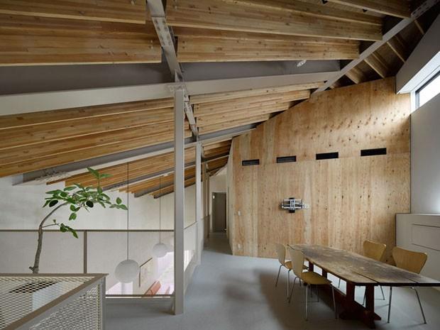 Kengo Kuma assina Hospital Veterinário no Japão (Foto: Masao Nishikawa / cortesia de Kengo Kuma and Associates)