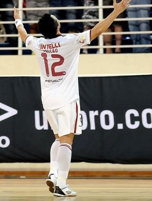 falcão orlândia concórdia liga futsal (Foto: Luciano Bergamaschi / CBFS)