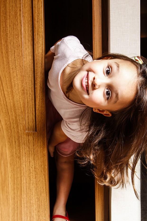 Kiara, filha de Natália Guimarães (Foto: Flare Fotografia/ Ed. Globo)