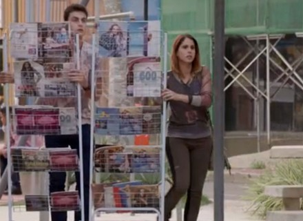 Teaser 'Malhação': BB e Lírio continuam de olho em Joaquina